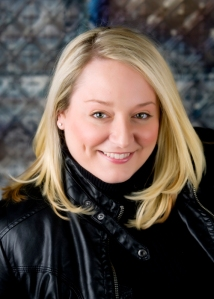 Author Alice Clayton