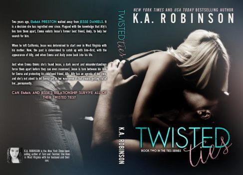 Twisted Ties Cover