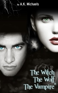 Indie-Author-News-The-Wolf-The-Witch-The-Vampire-A-K-Michaels