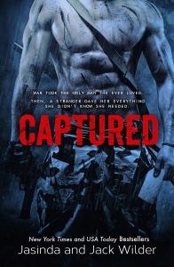 Captured (Jasinda Wilder, Jack Wilder)