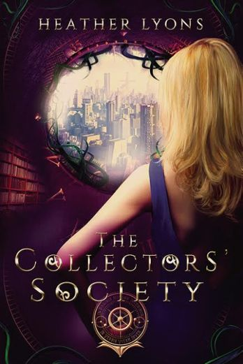 The Collectors' Society front cover