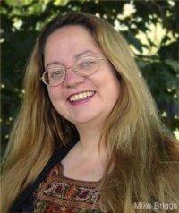 Author Paticia Briggs