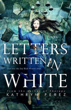 Letters Written In White Cover